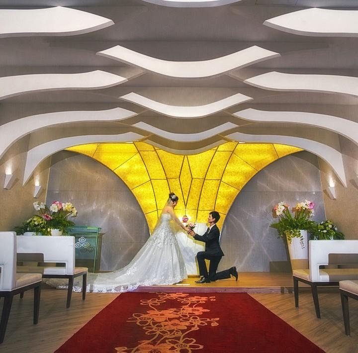 婚攝-中和晶宴會館婚禮紀錄│Luchi & Hitomi