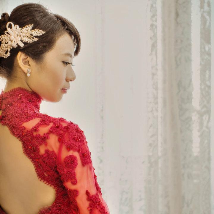 彰化宏銘的廚房婚禮記錄│政穎+蕓榕