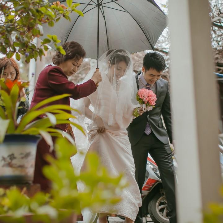 士林婚禮全紀錄│雅鈞+佩珊