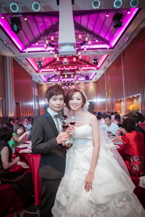 桃園彭園會館婚禮記錄│名江+亦捷