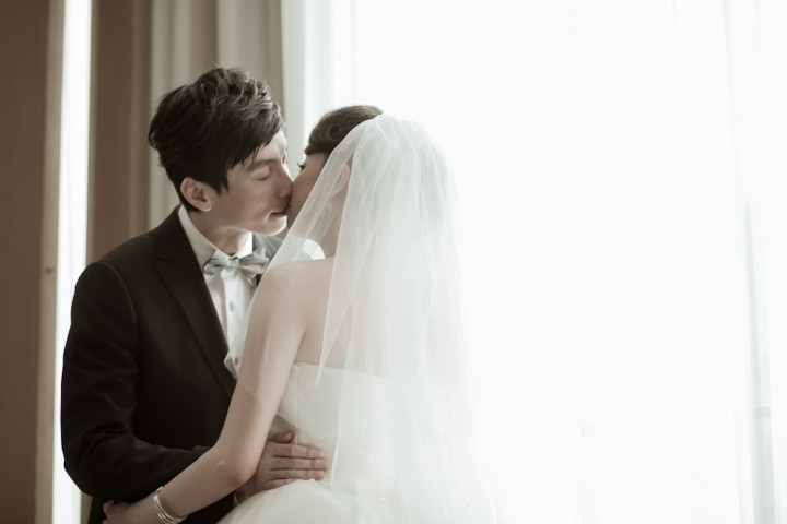 寒舍艾美酒店婚禮記錄│俊吉+品惠