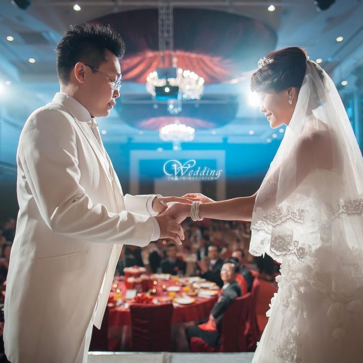 維多麗亞酒店婚禮記錄│子威+宇衡