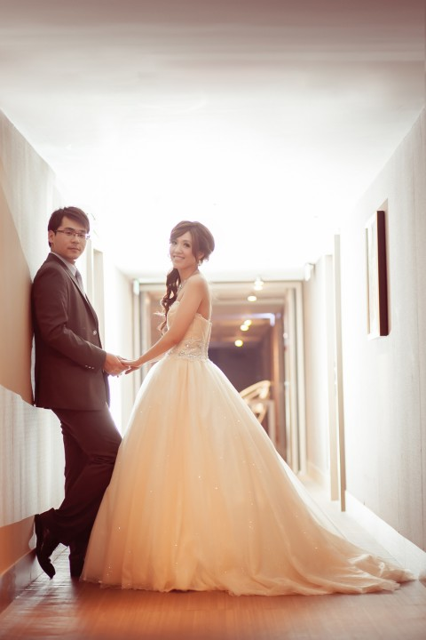 國賓飯店婚禮記錄│國平+㛢綺