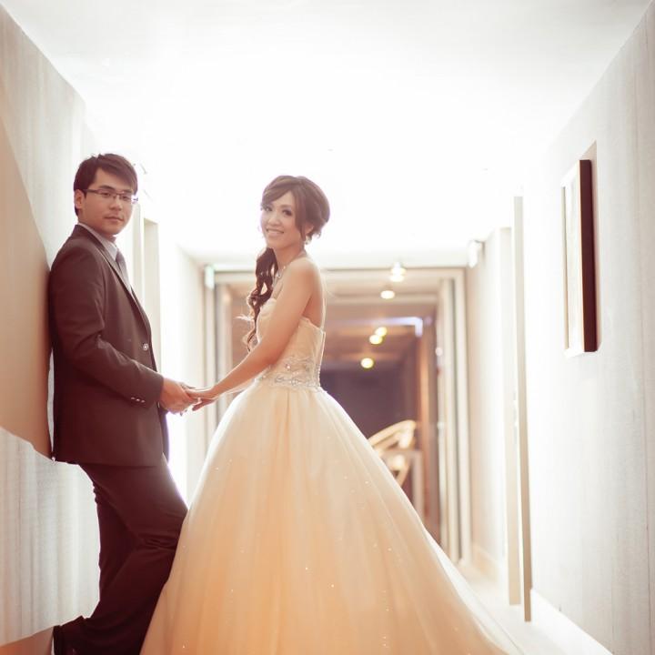 台北婚攝@國賓飯店婚禮記錄│國平+㛢綺