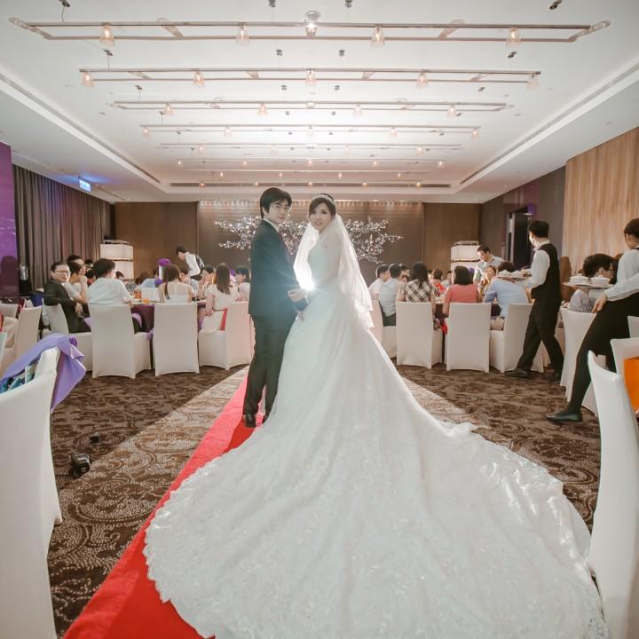 Whotel(W飯店)婚禮記錄│峻偉+千慧