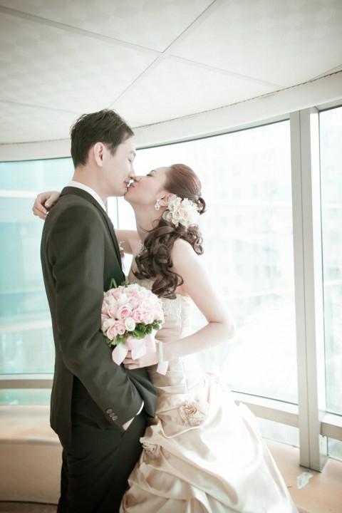 [葉子婚攝團隊]福利川菜婚宴廣場婚禮記錄│桃園婚攝@大成+紆芳
