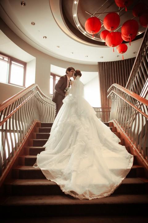 台北婚攝@世貿33聯誼社婚禮記錄│國平+㛢綺