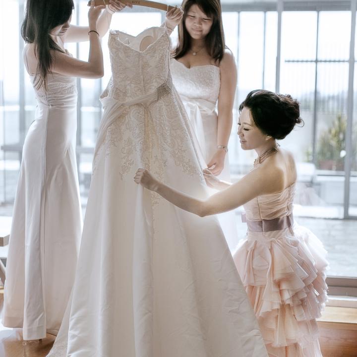 桃園南方莊園婚禮記錄│泓鋕+慧芳
