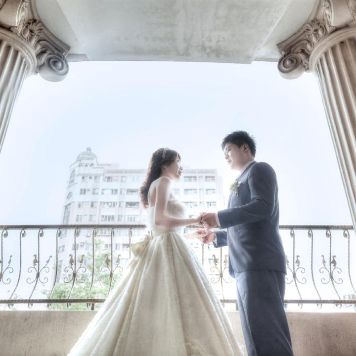 台中擔仔麵婚宴會館婚禮記錄│為仁+予甄