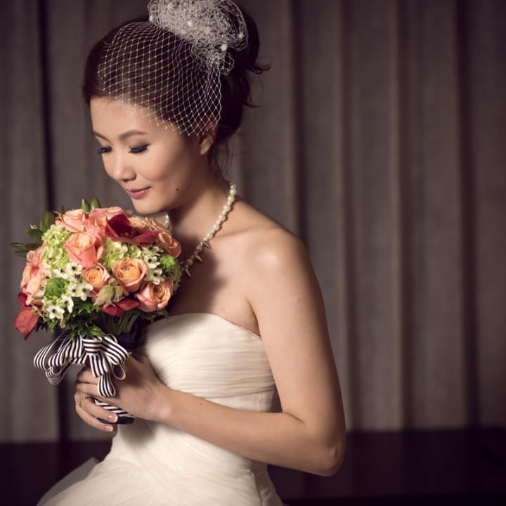 維多麗亞酒店婚禮紀錄│昇峰+亞亭
