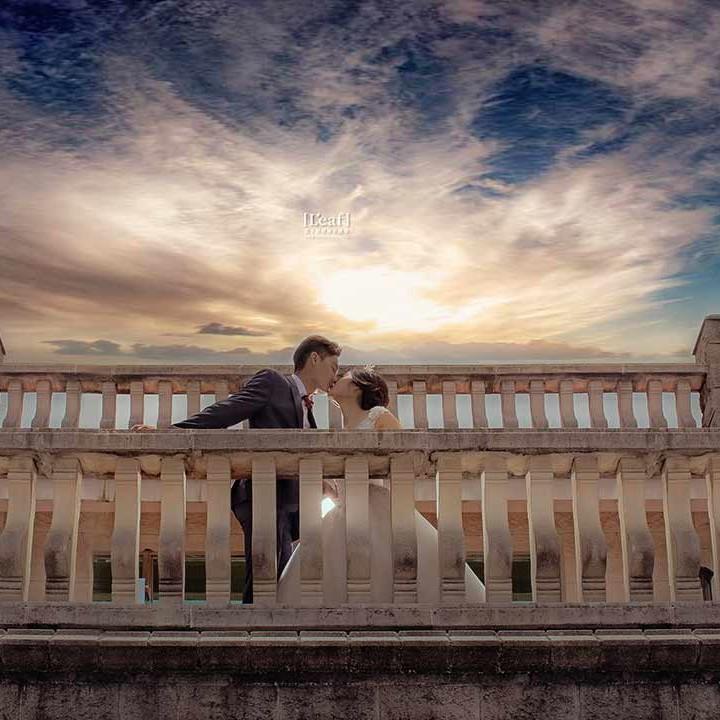 婚禮攝影師是一份背後默默付出的工作