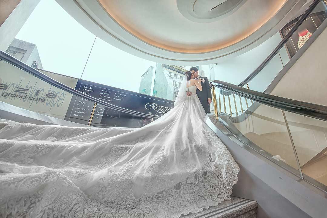 晶華酒店婚禮記錄婚攝罐頭