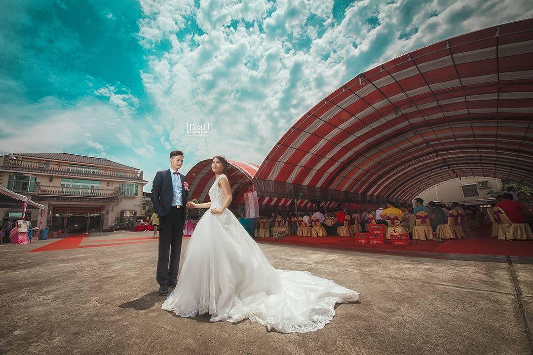 兆品酒店婚禮紀錄婚攝罐頭