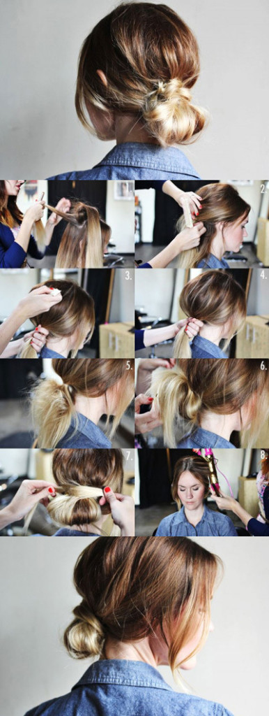 HOW-TO-STYLE-A-LOW-BUN