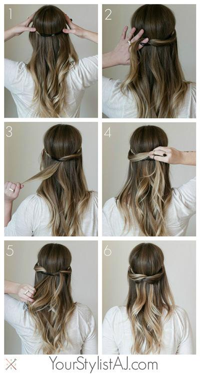 Simple-Hair-Tutorial