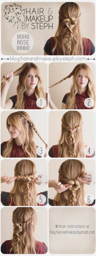 boho-rose-braid