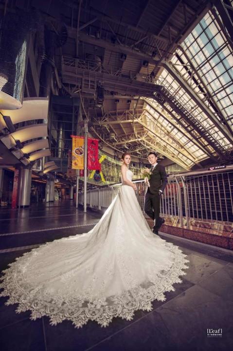 婚攝-京華城雅悅會館婚禮紀錄│瀚倫+欣儒