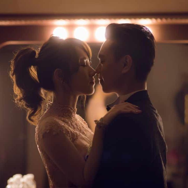 婚攝-頤品飯店婚禮紀錄送客搶鮮版│宏祥 + 穎臻