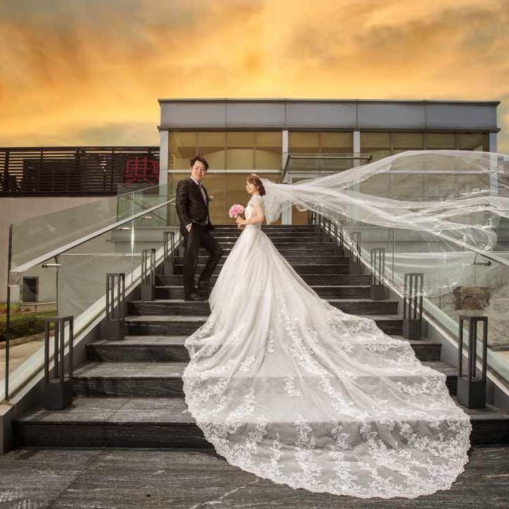婚攝-新莊典華婚宴廣場婚禮紀錄送客搶鮮版│品碩 + 芳羽