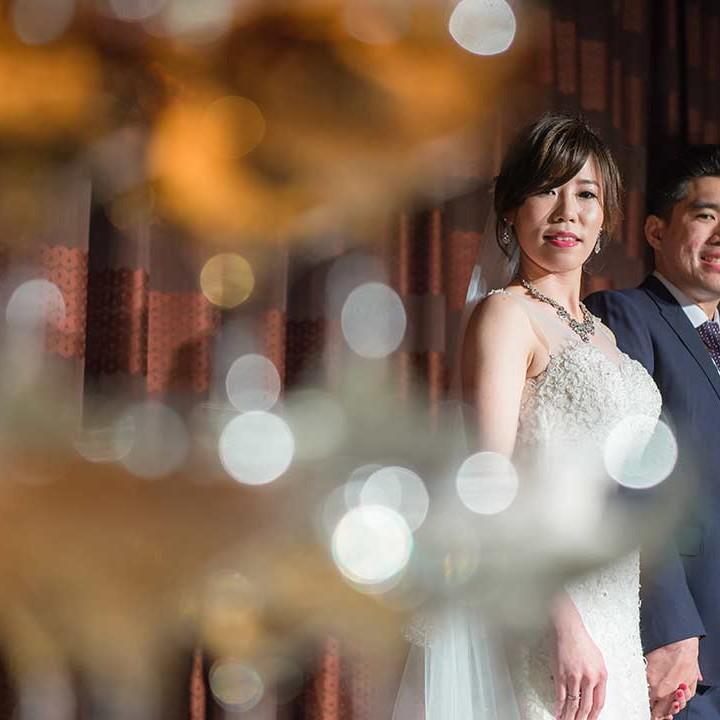 婚攝-大直典華婚禮紀錄│彥威+白樺
