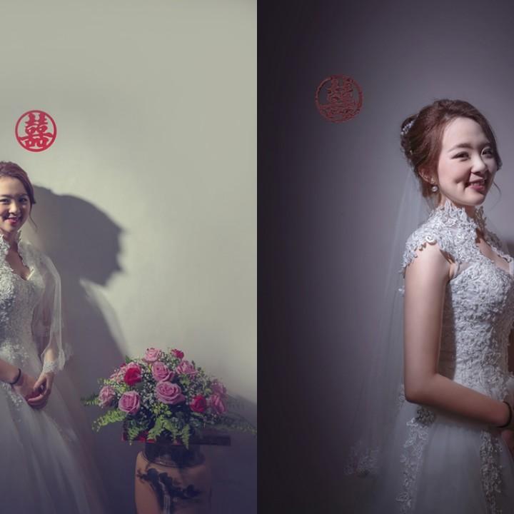 綠光花園婚禮紀錄│Ryan & Oreo