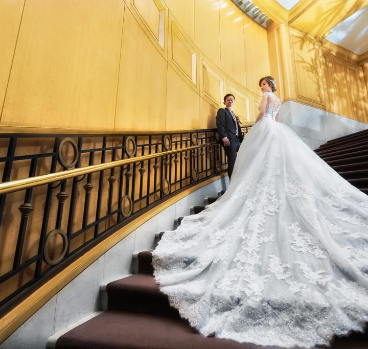 婚攝-台北國賓大飯店婚禮記錄 │寧一 & 千慧