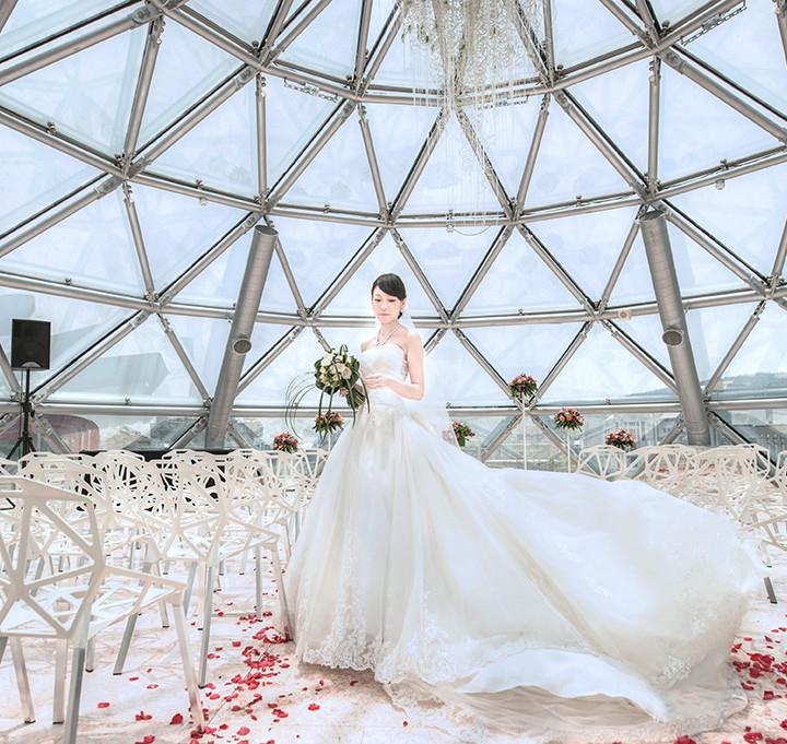 婚攝-大直典華旗艦館婚禮紀錄│Jackal + Patty