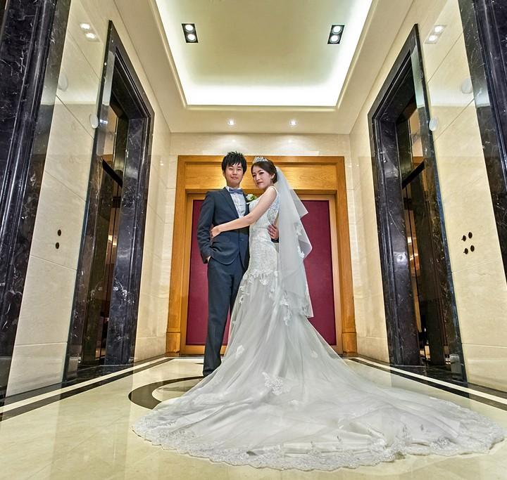 婚攝-富信大飯店婚禮紀錄│冠儒 & 怡霖