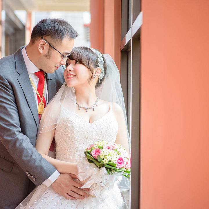 婚攝-台北和璞飯店婚禮紀錄│Sam+JoJo
