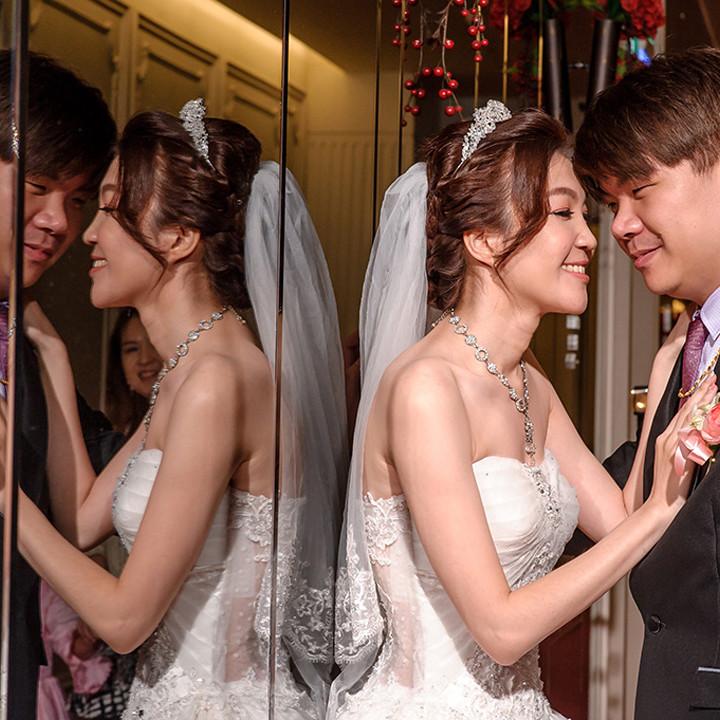 婚攝-板橋囍宴軒婚禮紀錄│蓮成+宛姿