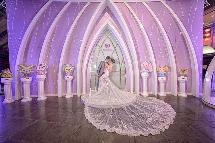 婚攝-雅悅會館婚禮紀錄│Aden+Mandy