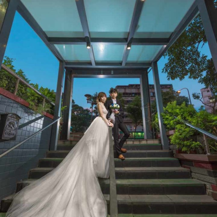 士林台南海鮮會館婚禮紀錄│哲華+郁婷