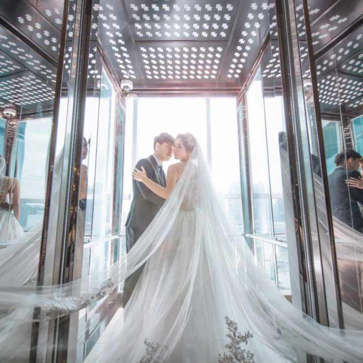婚攝-頤品大飯店婚禮紀錄│鎮亞+佩凌