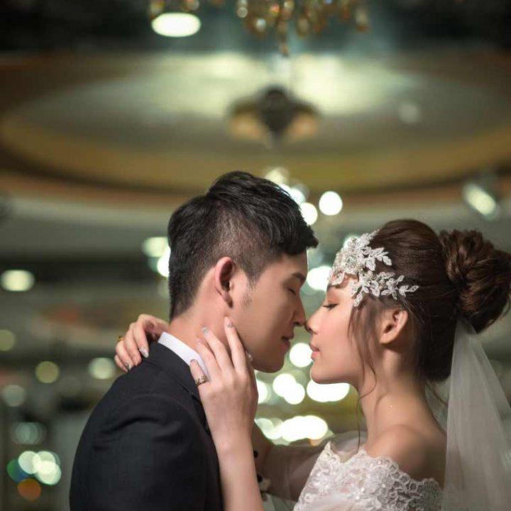 婚攝-台中菊園日本料理婚禮紀錄│仲威+胡欣