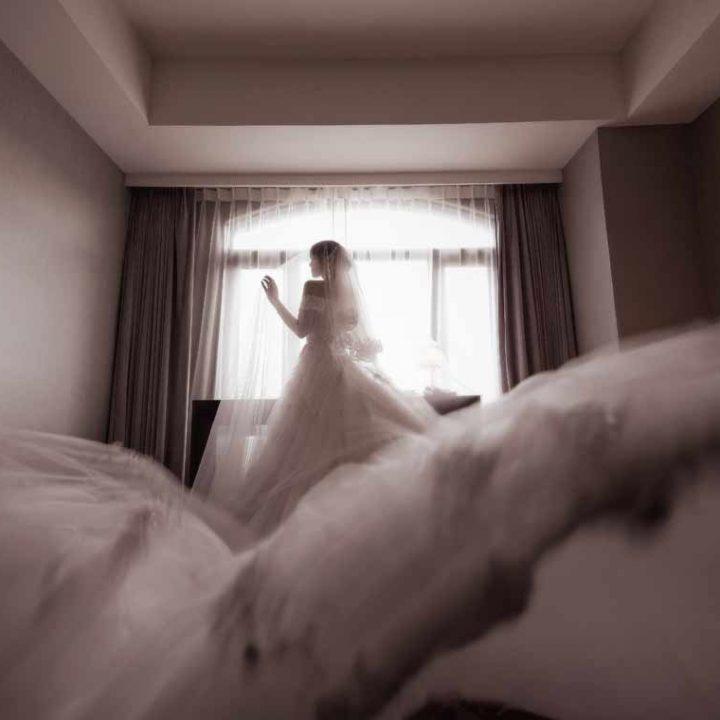 維多麗亞酒店-婚禮紀錄│紘誌+佳元