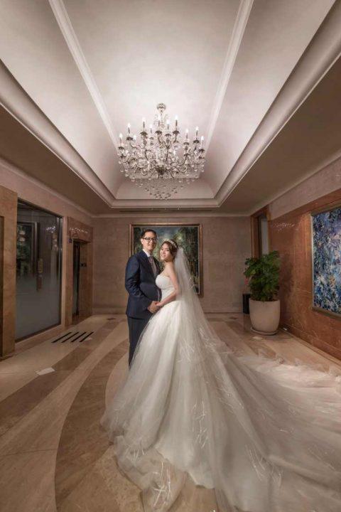 婚攝-翰品酒店&頤品飯-店婚禮紀錄│佩芸+濟州