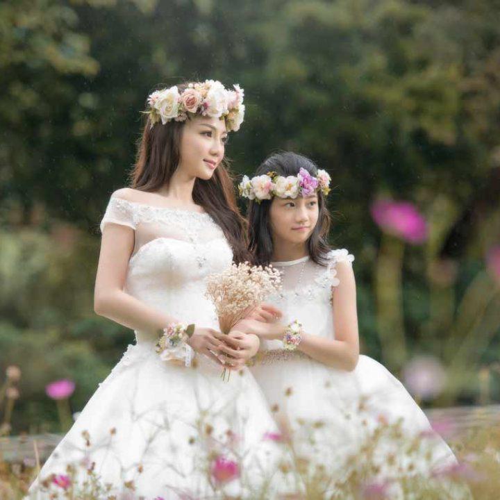 {親子寫真}喬安@大屯莊園婚紗攝影基地