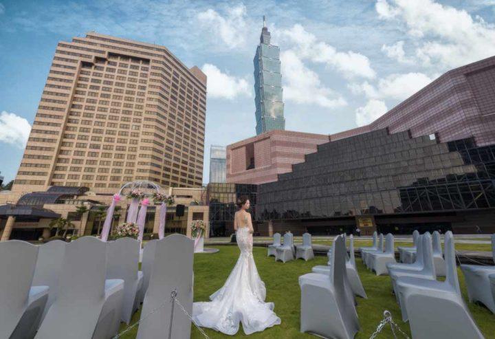 世貿33聯誼社A廳婚禮紀錄│喬丹+花花