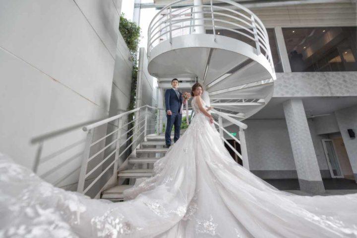 晶宴會館新莊館E劇場婚禮紀錄│光倫+麗如