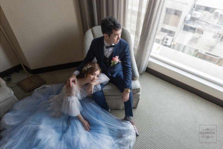 婚攝-晶華酒店萬象廳婚禮紀錄│宏懋+鈺雯