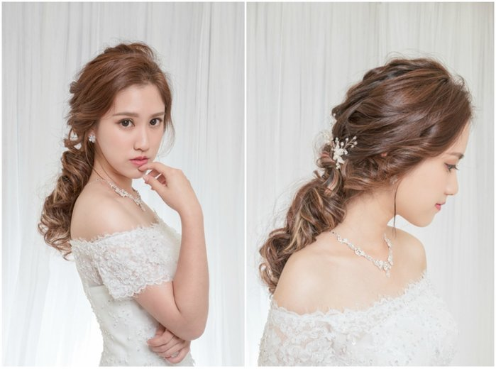 5個超美的經典不敗造型大公開,讓所有新娘1秒變公主!。