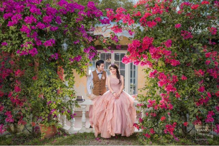 超美的~15個中部必拍婚紗景點大公開!。
