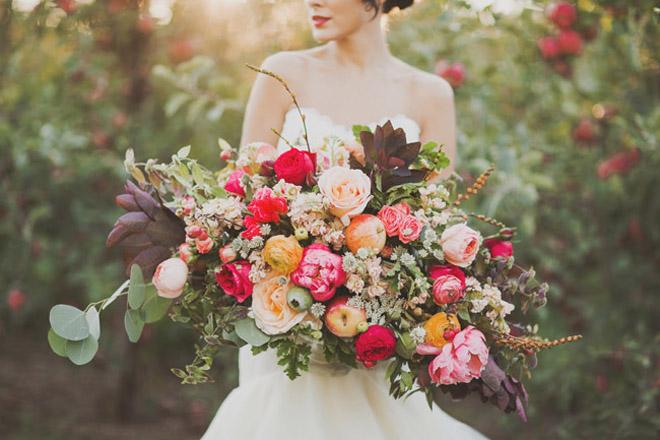 8大超美捧花類型,讓你成為最美新娘!。