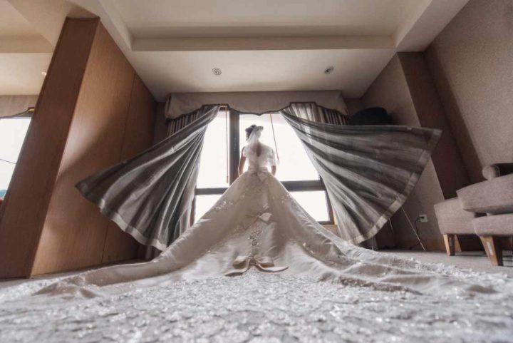 公館水源會館婚禮紀錄合照搶鮮版│明佑+碧真