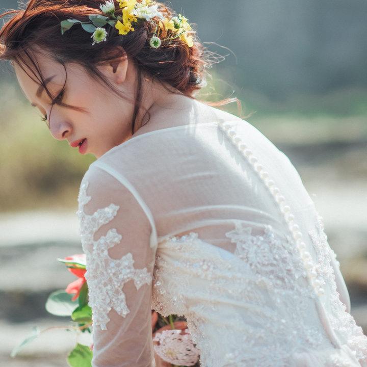 新娘身形全攻略!教妳找到命中注定的超美禮服!。