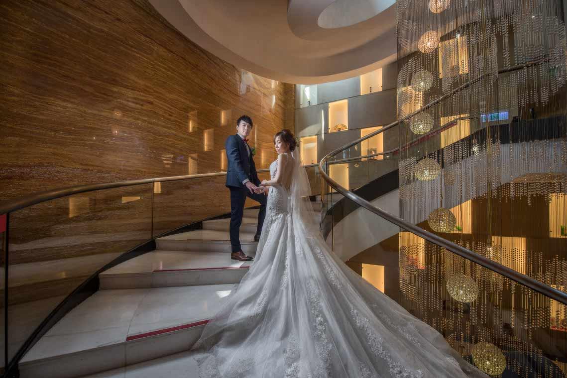 桃禧航空城酒店Orchard Cafe自助百匯婚禮記錄婚攝罐頭
