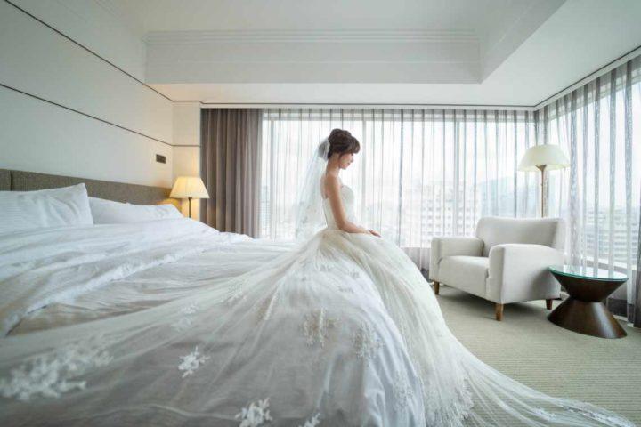 晶華酒店晶華會婚禮全記錄│育廷+幸真