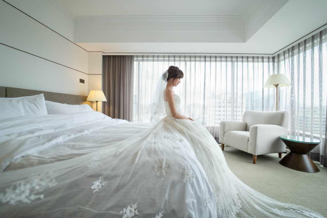 華酒店晶華會婚禮全記錄