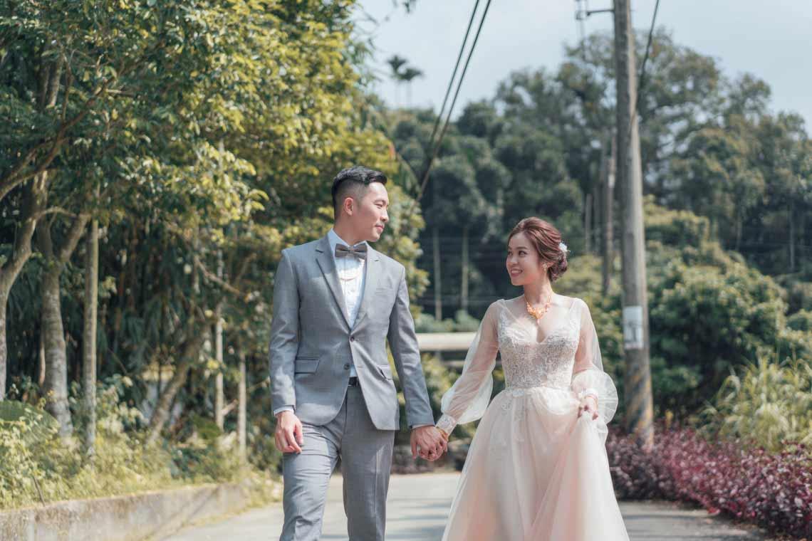 雲林古坑自宅婚禮記錄