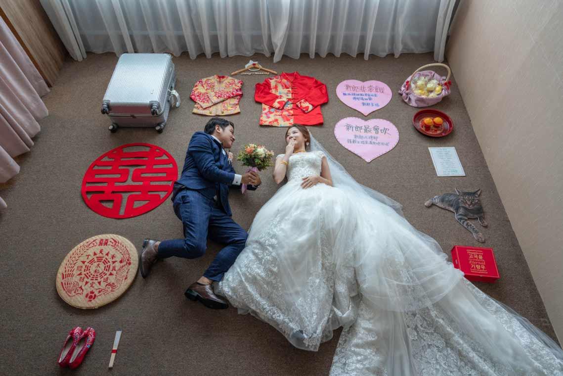 民權晶宴會館婚禮記錄